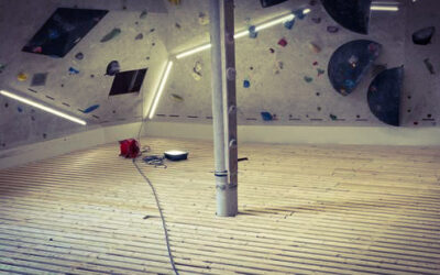 Multi-Raum wird renoviert